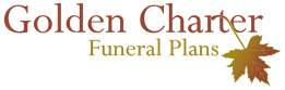 Funeral Plans - Golden Charter logo